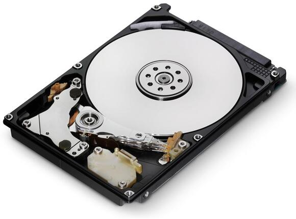Твърд диск Hitachi GST HDD 500GB, SATA 3.0, 5400 RPM