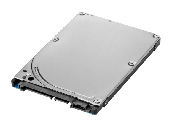 SSD HP 500GB Solid State Hybrid Drive (SSHD)