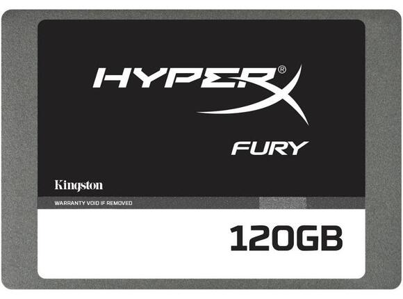 SSD Kingston HyperX FURY SSD 120GB
