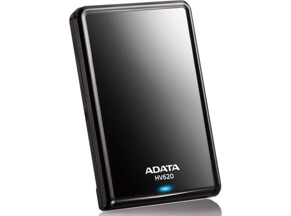 Твърд диск A-DATA 2TB, HV620, USB 3.0