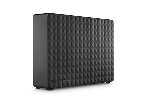 Твърд диск SEAGATE Expansion Desktop 3TB, USB 3.0 - 2