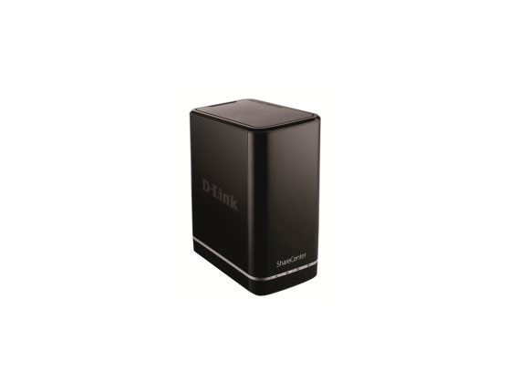 Твърд диск D-LINK DNS-320L ShareCenter 2 Bay Cloud Storage Enclosure