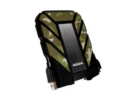 Твърд диск ADATA HD710M Durable External Hard Drive Waterproof / Dustproof / Shockproof 2TB