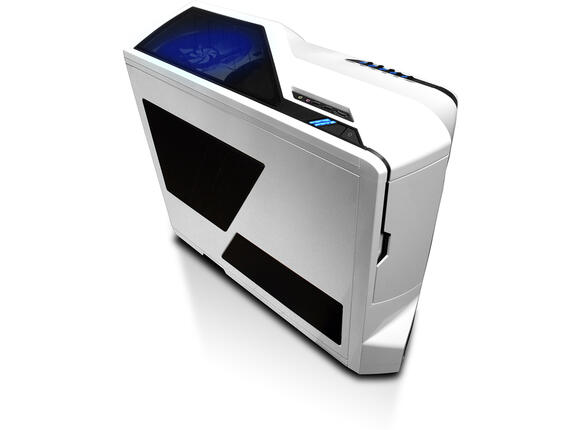 Кутия NZXT PHANTOM, Full Tower, White