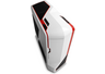 Кутия NZXT PHANTOM, Full Tower, White with Red Stripes - 0