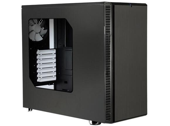 Кутия Fractal Design Define R4 Black Pearl - Window