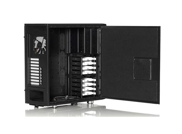 Кутия Fractal Design Define XL R2 Black Pearl - 3