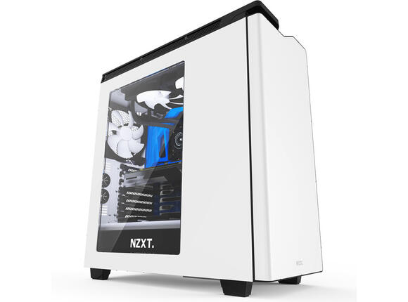 Кутия NZXT H440 Mid Tower, White