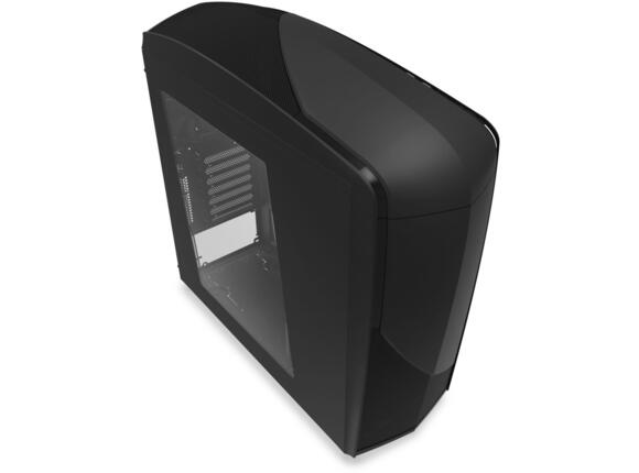 Кутия NZXT Phantom 240 - Matte Black Mid Tower