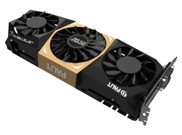 Видеокарта PALIT GeForce GTX 680 JETSTREAM (2048MB GDDR5)