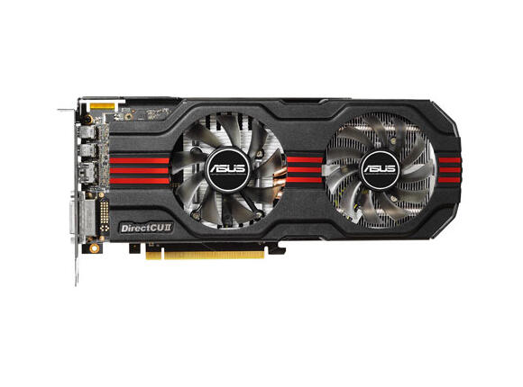 Видеокарта ASUS HD7870-DC2-2GD5