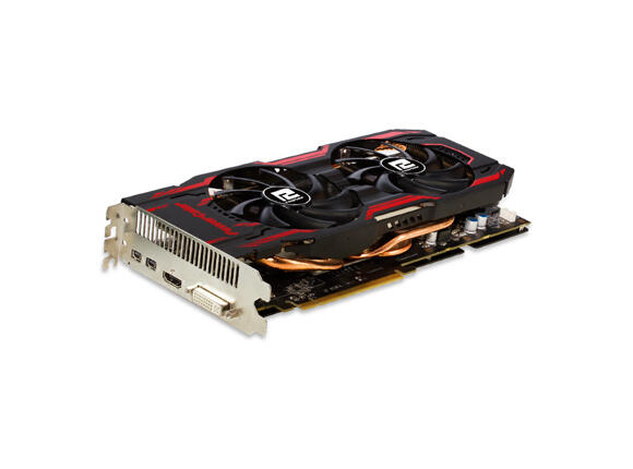 Видеокарта PowerColor TurboDuo R9 280 3GB GDDR5 OC