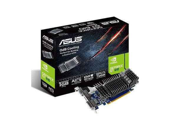 Видеокарта ASUS GT610-SL-1GD3-L, 1GB, DDR3 - 2