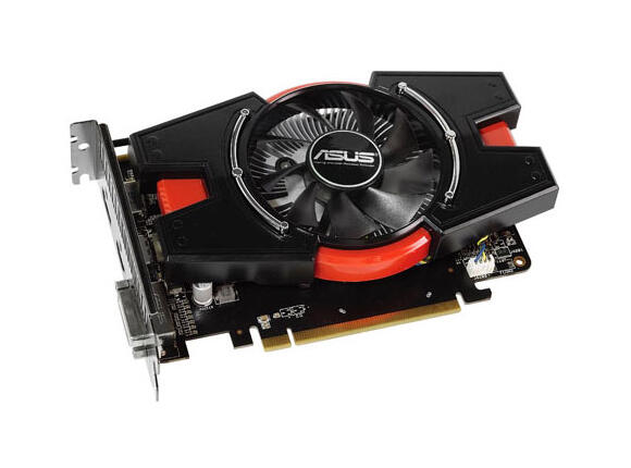 Видеокарта ASUS HD7770-1GD5, 1GB, GDDR5