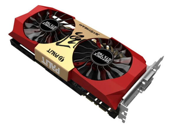 Видеокарта Видео картa PALIT GTX 760 JETSTREAM, 2GB, GDDR5
