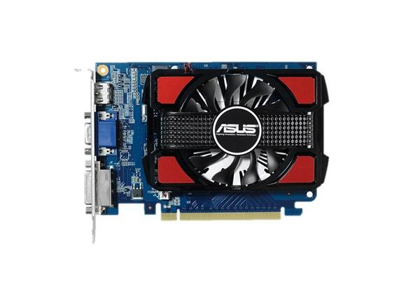 Видеокарта ASUS GT730-2GD3, 2GB, DDR3  - 5