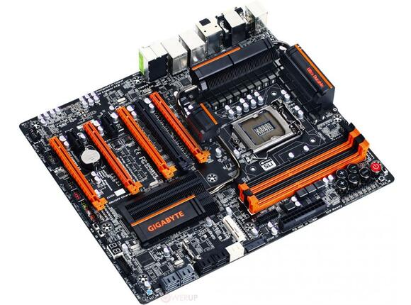 Дънна платка GIGABYTE GA-Z77X-UP7