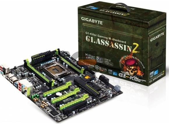 Дънна платка Дъннa платкa GIGABYTE G1.Assassin 2