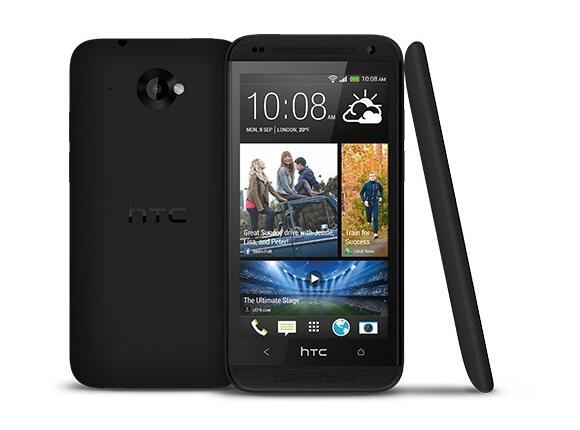 Смартфон Мобилeн телефон HTC DESIRE 601 (ZARA) BLACK