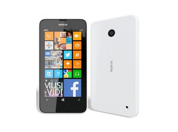 Смартфон Мобилен телефон NOKIA LUMIA 630 WHITE