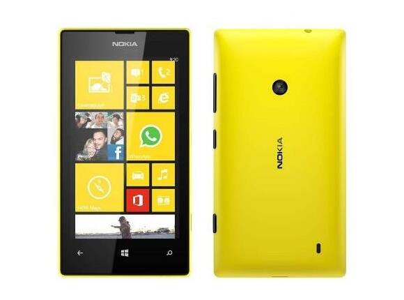 Смартфон NOKIA LUMIA 1320 YELLOW