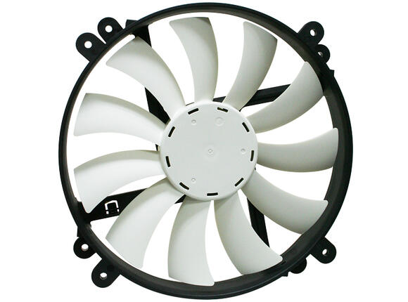 Fan NZXT FN 200RB 200mm 11 Blade Rifle Bearing Fan