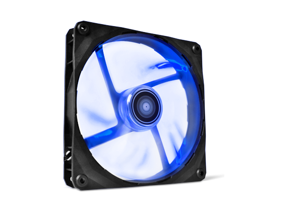 Fan NZXT FZ 140mm Blue LED High Airflow Fan