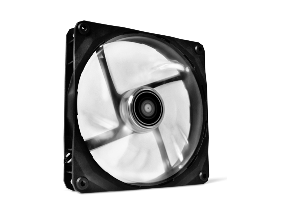 Fan NZXT FZ 140mm White LED High Airflow Fan