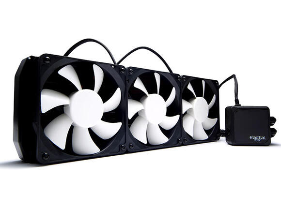 Fan Fractal Design KELVIN Kelvin S36 Water Cooling