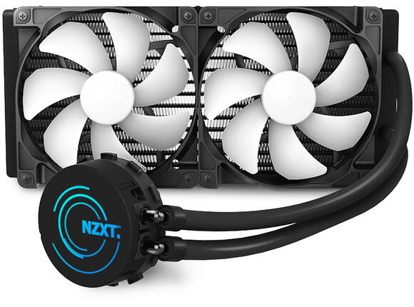 Fan NZXT Kraken X61 All-in-One Liquid Cooling Solution