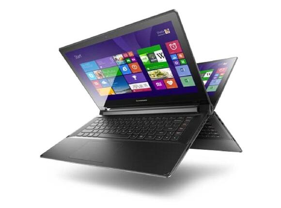 "Лаптоп Lenovo FLEX2-15 /59425329/, i7-4510U, 15.6"", 8GB, 500GB, Win8"
