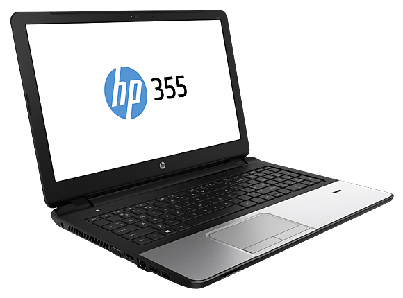 "Лаптоп HP 355 G2 Notebook PC,  A4-6210, 15.6"", 4GB, 500GB"