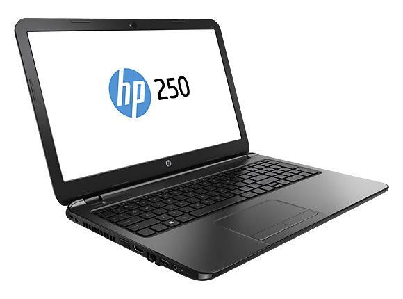 "Лаптоп HP 250 G3 Notebook PC, i3-4005U, 15.6"", 4GB, 1TB"