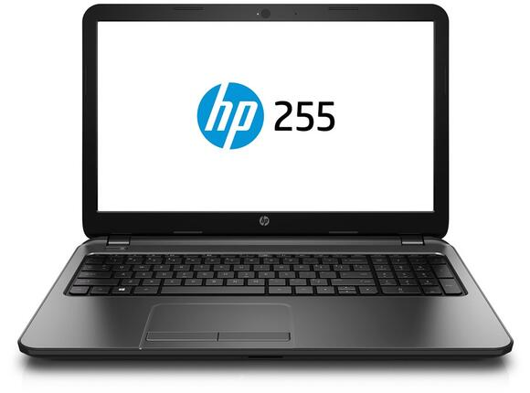 "Лаптоп HP 255 G3, E1-2100, 15.6"", 4GB, 500GB, Win 8.1 64bit"