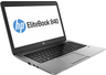 "Лаптоп HP EliteBook 840 G2, i5-5300U, 14"", 4GB, 500GB, Win 7 Pro 64 - 0"
