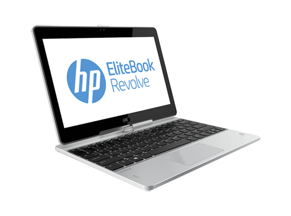 "Лаптоп HP EliteBook Revolve 810 G2 Tablet, i5-4300U, 11.6"", 4GB, 180GB, Win 8.1 Pro 64"