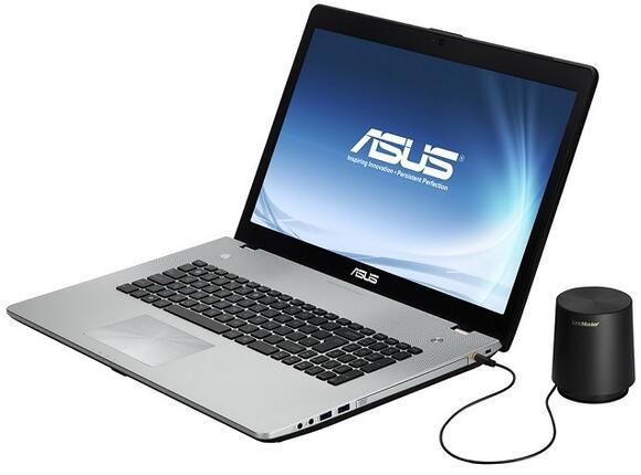 "Лаптоп ASUS N56JN-CN085H, i7-4700HQ, 15.6"", 8GB, 1TB, Win8.1 + субуфер - 3"