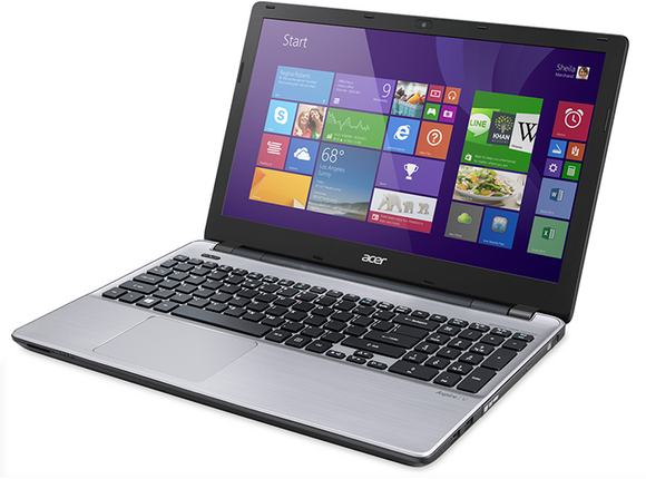 "Лаптоп ACER V3-572G-53GS, i5-4210U, 15.6"" , 8GB, 2TB, Win 8.1"