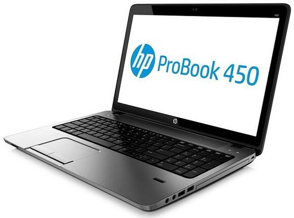 "Лаптоп HP ProBook 450, I5-4200M, 15.6"",  8GB, 750GB, Win8"