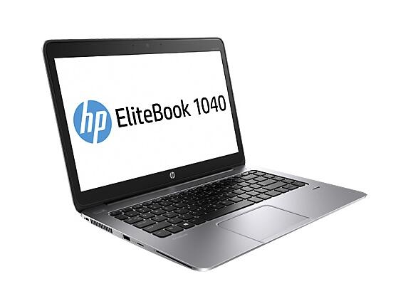 "Лаптоп HP EliteBook Folio 1040, i5-4200U, 14"", 4GB, 180GB, Win7"