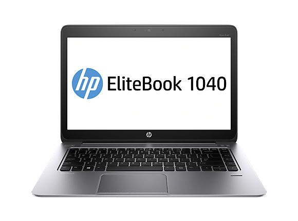 "Лаптоп HP EliteBook Folio 1040, i5-4200U, 14"", 4GB, 180GB, Win7 - 4"