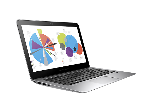 "Лаптоп HP EliteBook Folio 1020 G1, M-5Y51, 12.5"", 8GB, 256GB, Win 8.1 Pro 64"