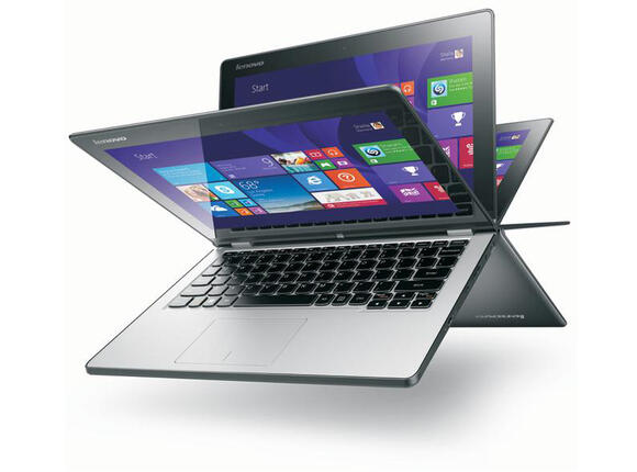 "Лаптоп Lenovo Yoga2 11"" /59431573/, i5-4202Y, 11.6"", 4GB, 500GB, Win8.1"