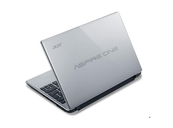 "Лаптоп ACER Aspire One, AO756-B847Css, Celeron 847, 11.6"", 4GB, 500GB - 2"
