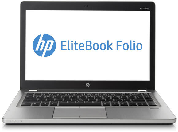 "Лаптоп HP EliteBook Folio 9470m i7-3687U, 14.0"", 4 GB, 500GB, Win 8"