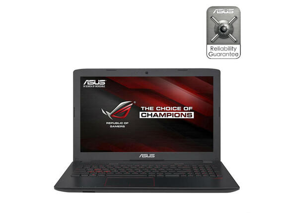 "Лаптоп ASUS G552VW-CN287D, i7-6700HQ, 15.6"", 16GB, 1TB + подарък раница ASUS ROG G73 Backpack"
