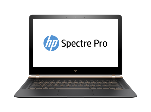 "Лаптоп Лаптоп HP Spectre Pro 13 G1 Notebook PC, i5-6200U, 13.3"", 8GB, 256GB, Win 10 - 2"