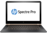 "Лаптоп Лаптоп HP Spectre Pro 13 G1 Notebook PC, i5-6200U, 13.3"", 8GB, 256GB, Win 10 - 1"