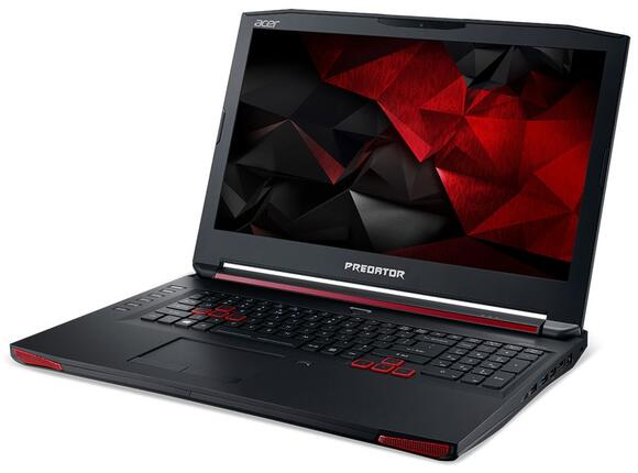 "Лаптоп Лаптоп ACER G9-592-78QK Gaming notebook, i7-6700HQ, 15.6"", 16GB, 1TB, Win10"