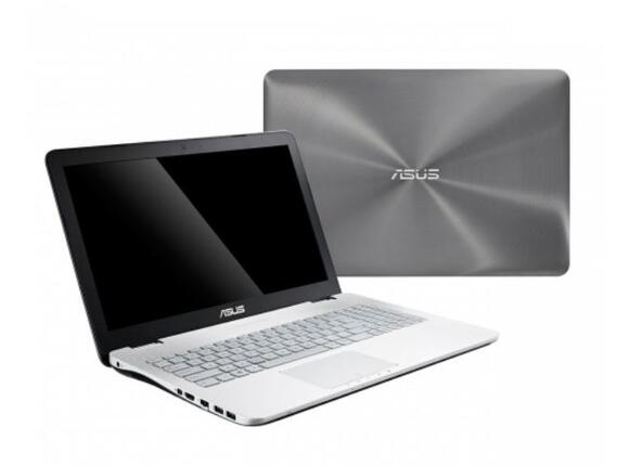 "Лаптоп ASUS N551VW-FY204D, i7-6700HQ, 15.6"", 8GB, 1TB"